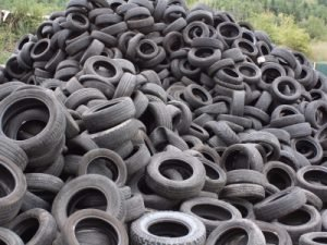 where can I recycle tires near me?